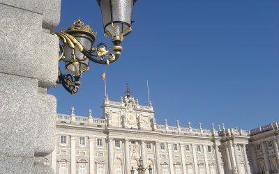 MADRID - PALAZZO REALE