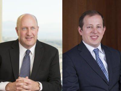 Darrel Spence e Jared Franz Capital Group Recessione