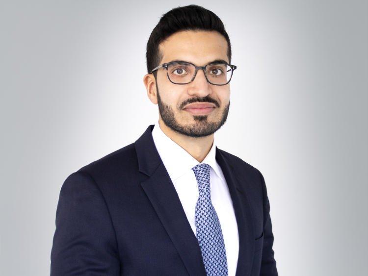Kazmi Mohammed Union Bancaire Privée UBP